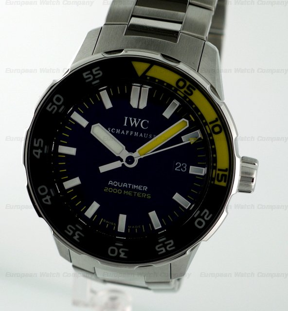 IWC Aquatimer Automatic 2000 SS/SSRef. No. IW356801