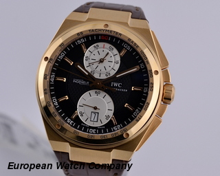 IWC Big Ingenieur Flyback Chronograph 18K RG NEW