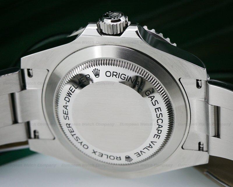 European Watch Company: Rolex Sea Dweller 4000 SS