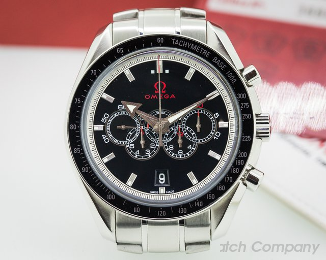 Omega Speedmaster Broad Arrow Olympic Collection