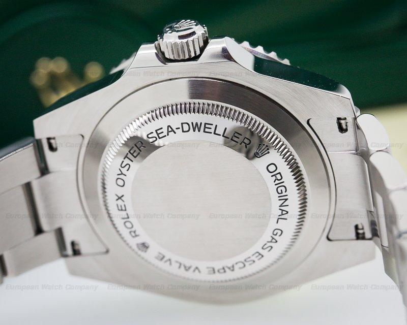 European Watch Company: Rolex Sea Dweller 4000 SS / SS