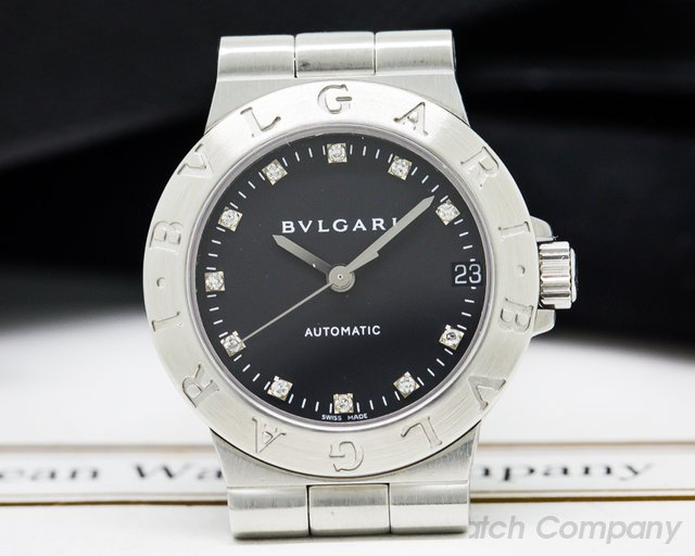Bvlgari Diagono Automatic SS 29MM