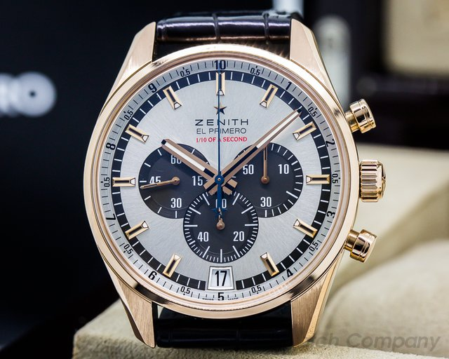 Zenith El Primero Striking 10th Chronograph Limited