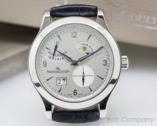 Jaeger LeCoultre Master 8 Days SS