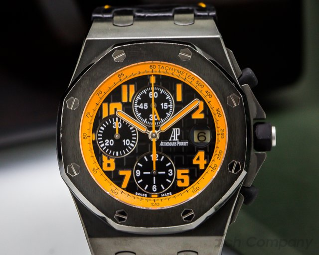 Audemars Piguet Royal Oak Offshore Volcano PVD