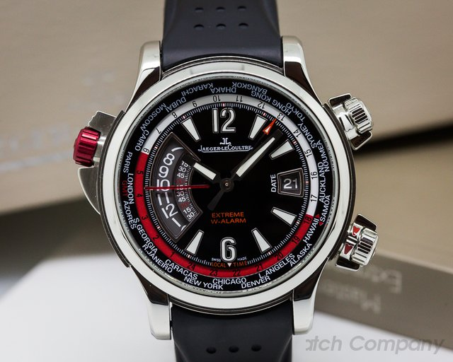 Jaeger LeCoultre Compressor Extreme World