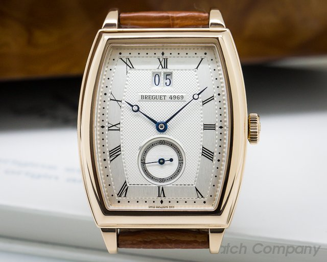Breguet Heritage Big Date 