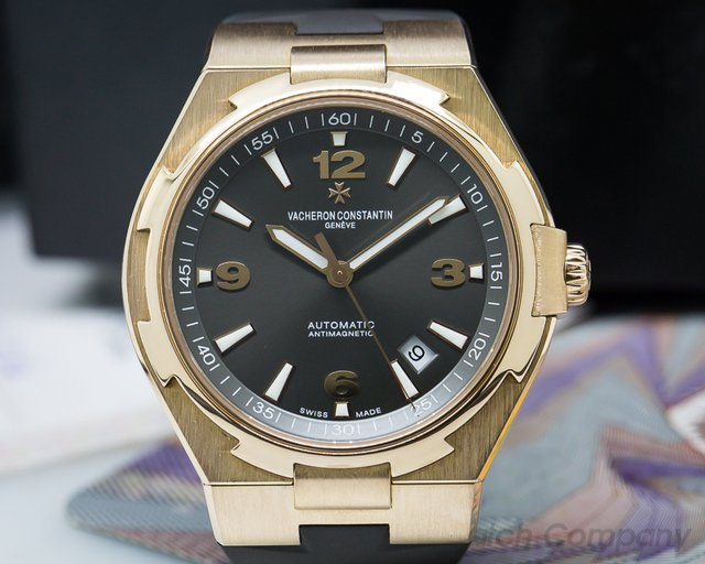 Vacheron Constantin Overseas Automatic 18K Rose Gold