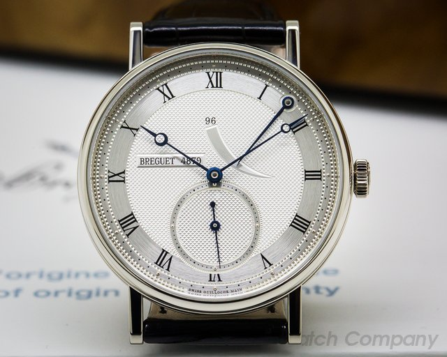 Breguet Breguet Classique 5277 Manual Wind 18K White Gold