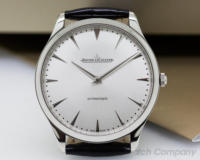 Jaeger LeCoultre Master Ultra Thin Automatic SS 41MM