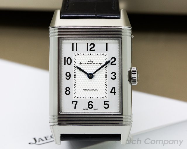 Jaeger LeCoultre Reverso Classic Automatic Large SS UNWORN