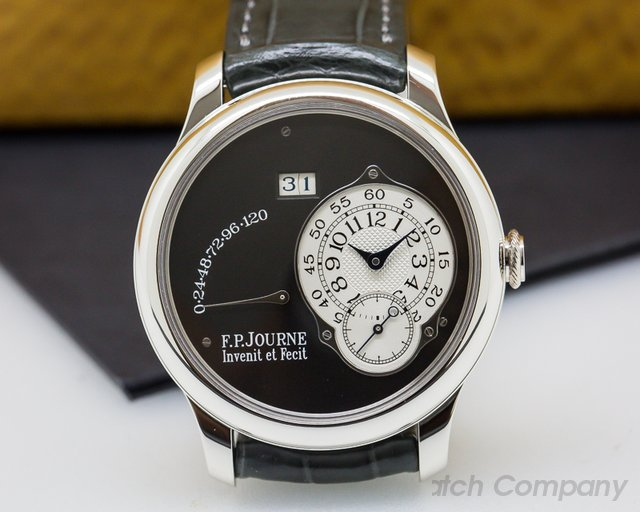 F. P. Journe Octa Reserve de Marche BLACK LABEL Platinum