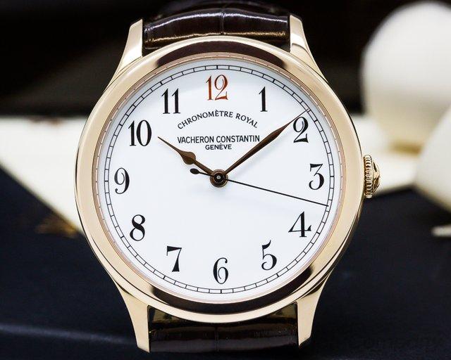 Vacheron Constantin Hitoriques Chronometre Royal 1907 Enamel Dial Limited