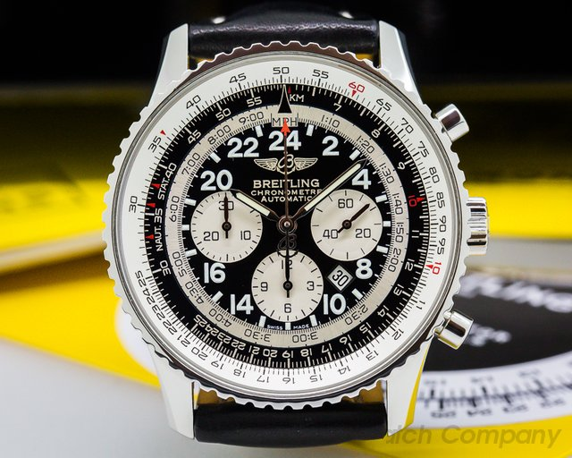 Breitling Cosmonaute Flyback