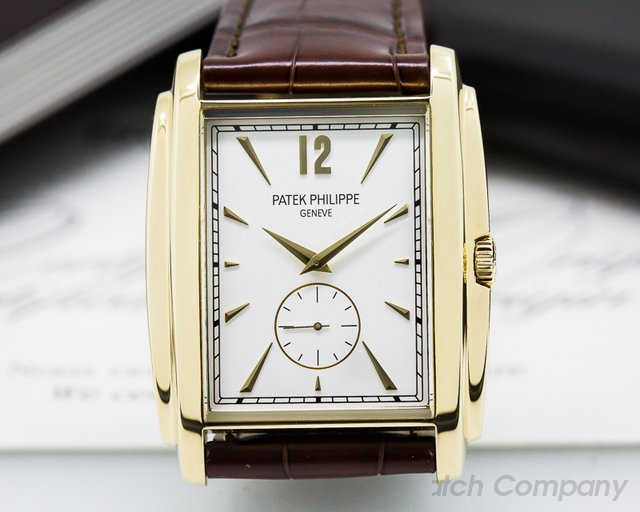 Patek Philippe Gondolo 18K Yellow Gold Manual Wind