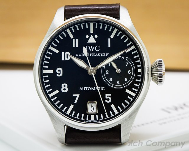 IWC Big Pilot 5002-01 FIRST SERIES