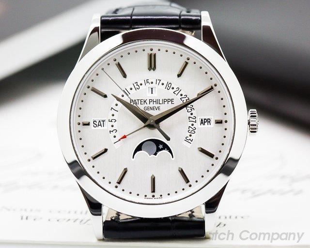 Patek Philippe Retrograde Perpetual Calendar Platinum