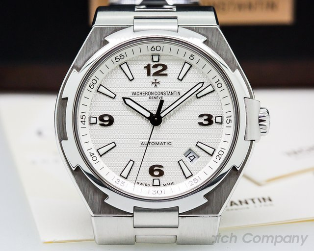 Vacheron Constantin Overseas Large Automatic White Dial SS / SS
