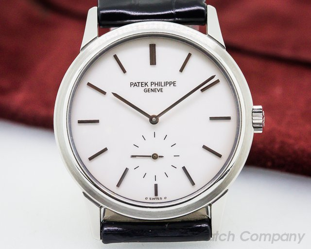 Patek Philippe Calatrava 150 Commemorative Limited Edition SS