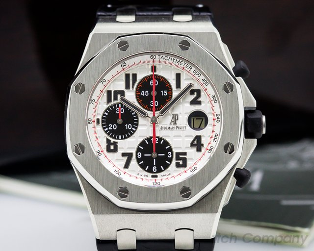 Audemars Piguet Royal Oak Offshore Panda SS / SS