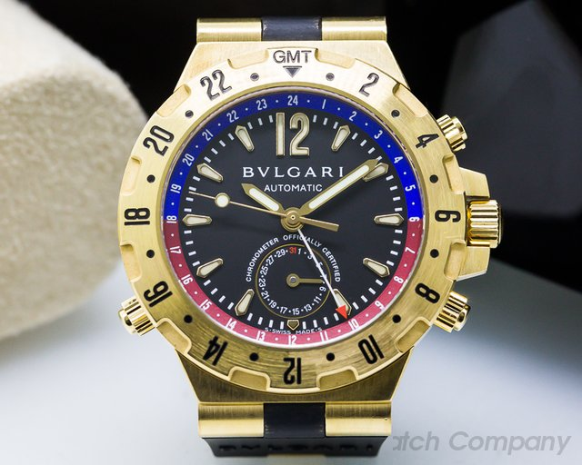 Bvlgari Diagono Professional GMT Automatic