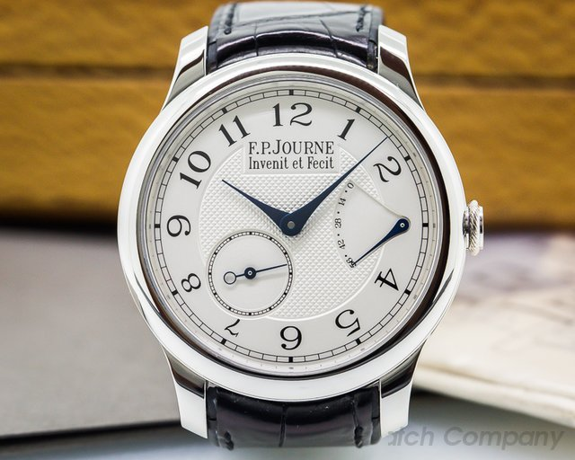F. P. Journe Chronometre Souverain Platinum 40MM
