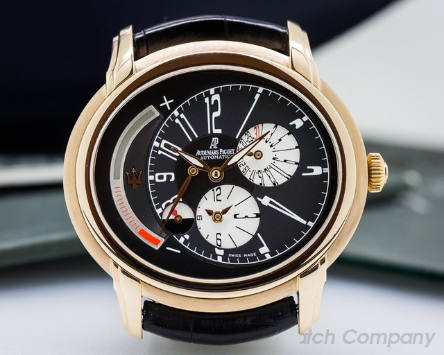 Audemars Piguet Millenary Automatic Maserati 18k Rose Gold LIMITED