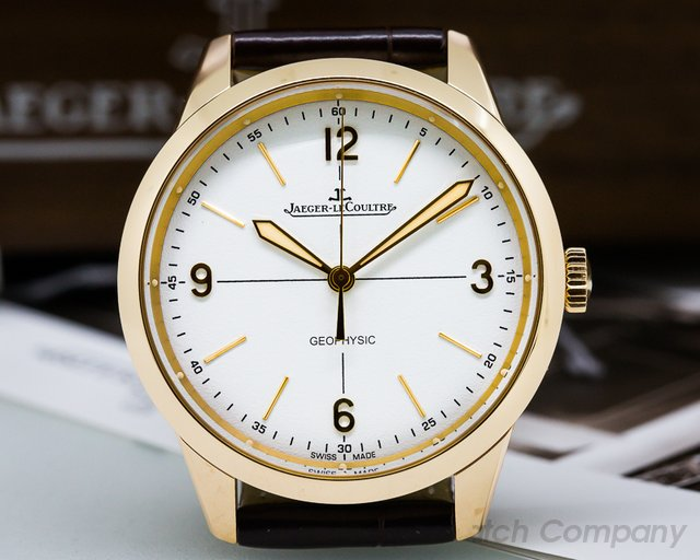 Jaeger LeCoultre Geophysic 1958 RG Limited UNWORN