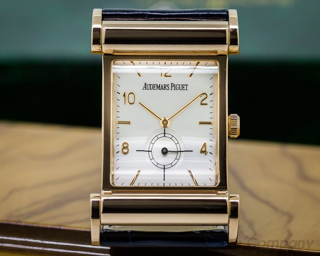 Audemars Piguet Canape 18K Rose Gold