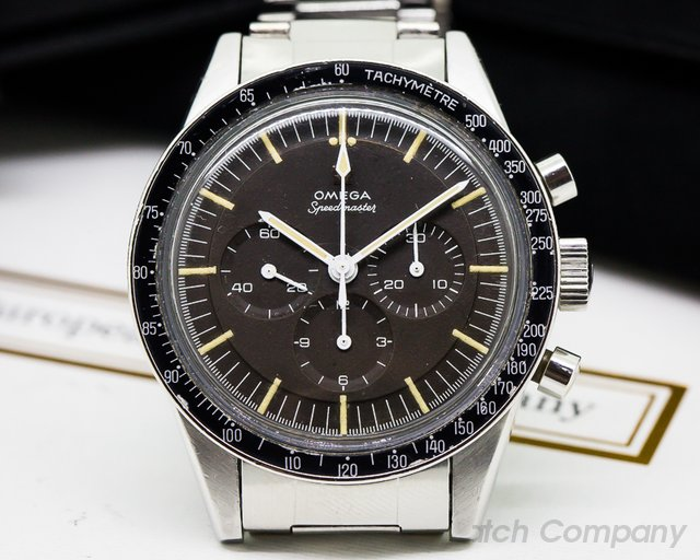 Omega Speedmaster ED WHITE 105.003 TROPICAL DIAL