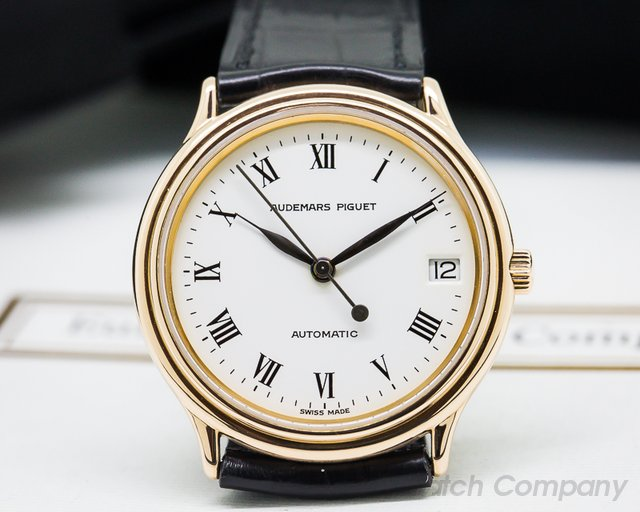 Audemars Piguet Classic Automatic 18K Rose Gold