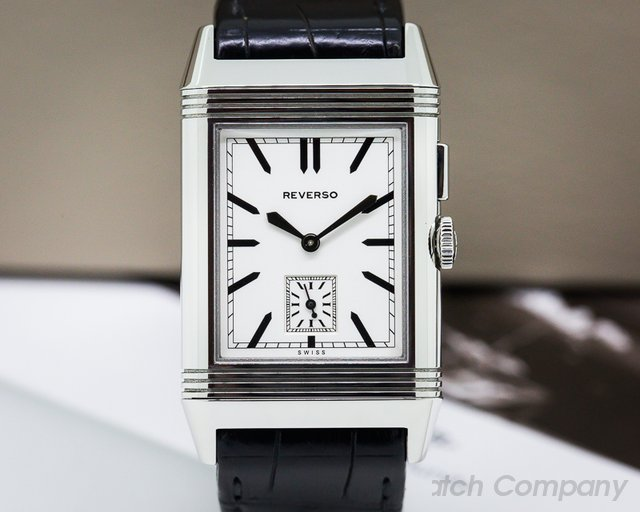 Jaeger LeCoultre Grande Reverso Ultra Thin Duoface SS