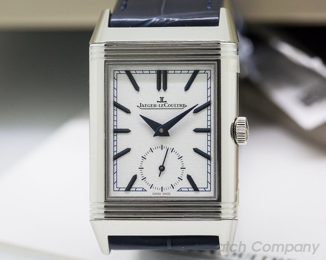 Jaeger LeCoultre Reverso Tribute Duoface SS