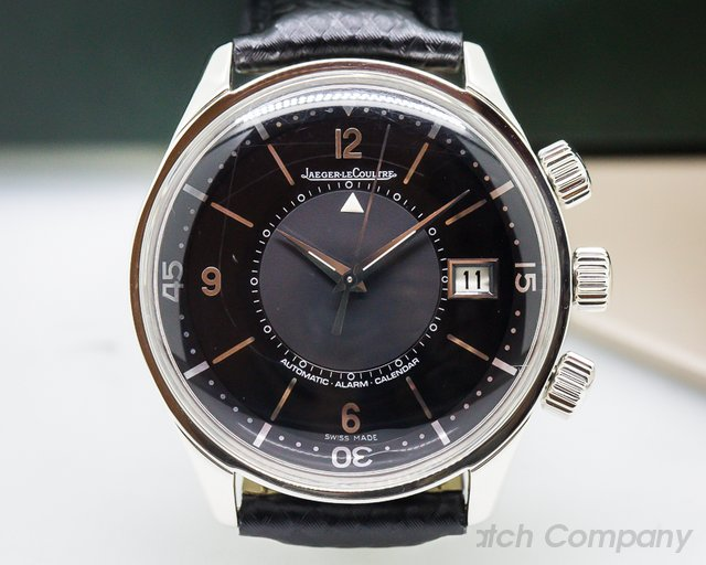 Jaeger LeCoultre Memovox Tribute to Polaris 1968 Platinum Limited