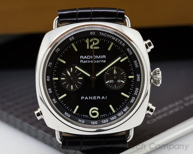 Panerai Radiomir Split Second Chronograph SS