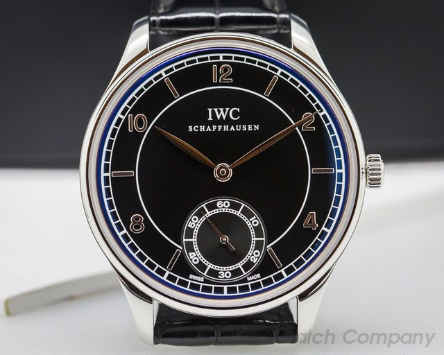IWC Portuguese Vintage Collection SS