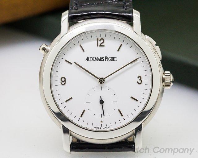 Audemars Piguet Grande Sonnerie Platinum White Dial LIMITED