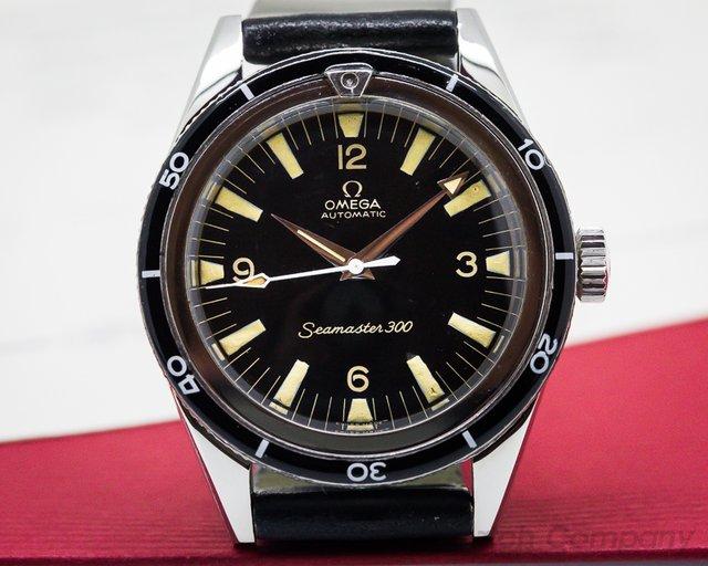 Omega Seamaster 300 165.014 Circa 1964 EXCELLENT