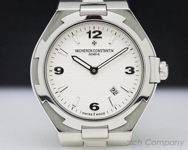 Vacheron Constantin 25250 Overseas Mid Size Ladies Quartz SS