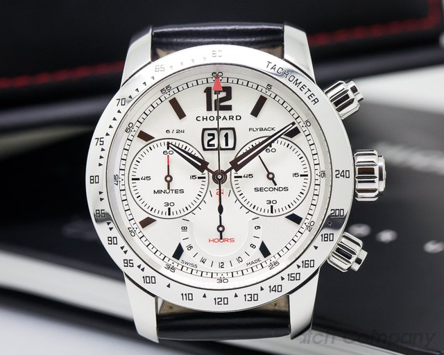 Chopard Mille Miglia Jacky Ickx Limited Edition Flyback Chronograph SS