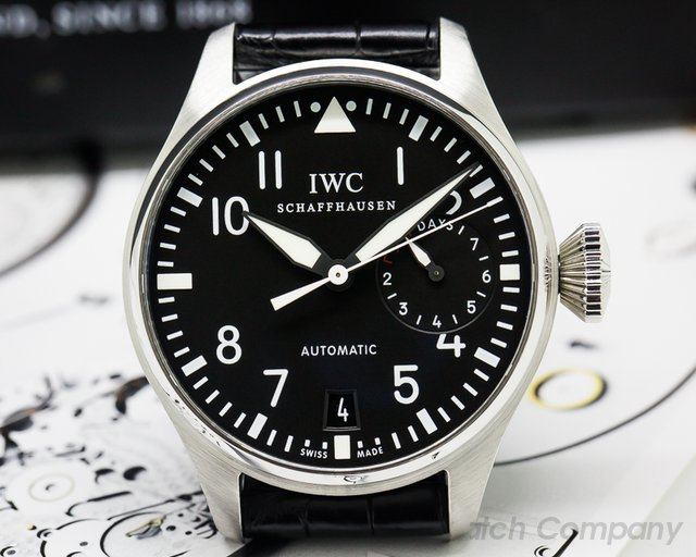 IWC Big Pilot 7 Day SS