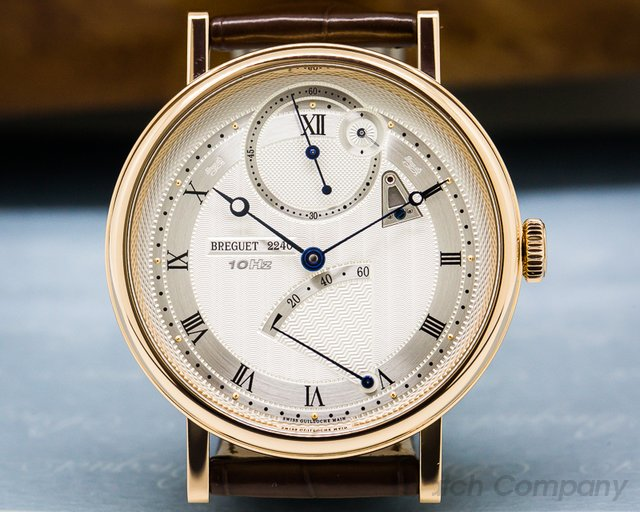 Breguet Breguet Classique Chronometrie 7727 Manual Wind 18K Rose Gold 10HZ