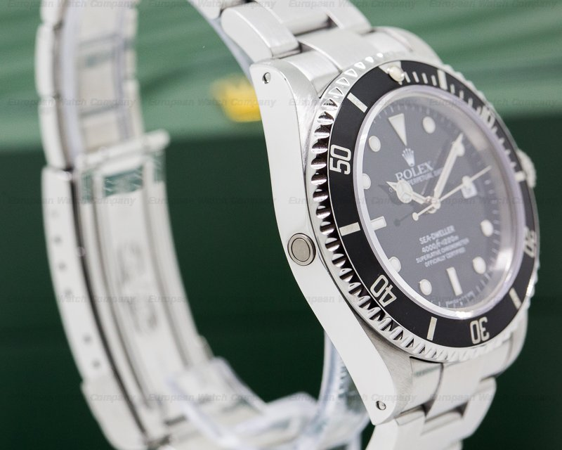 (26284) Rolex 16600 Sea Dweller SS / SS