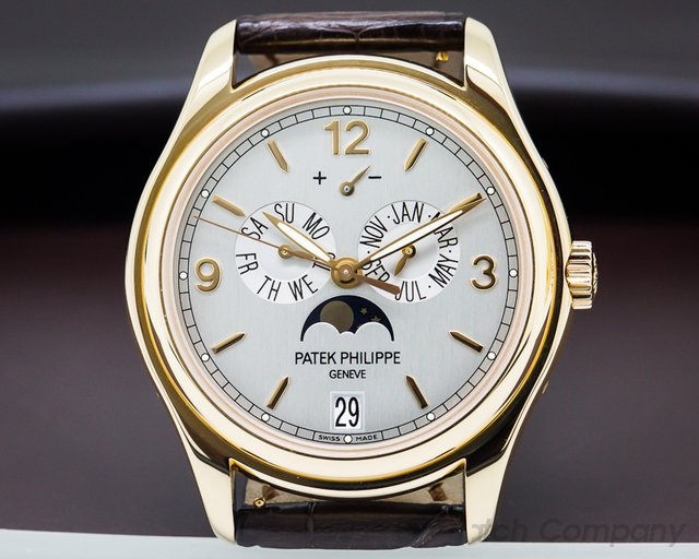 Patek Philippe Advanced Research Annual Calendar 18K RG
