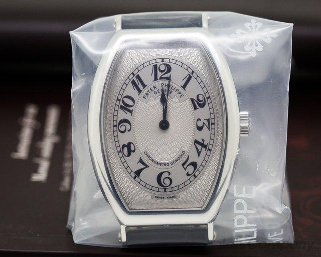 Patek Philippe Chronometro Gondolo Platinum 5098P SEALED