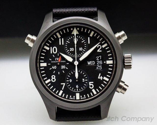 IWC Doppel Ceramic