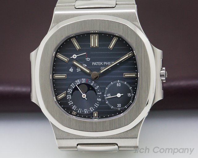 Patek Philippe Jumbo Nautilus 3712 '1st Generation' NEW OLD STOCK