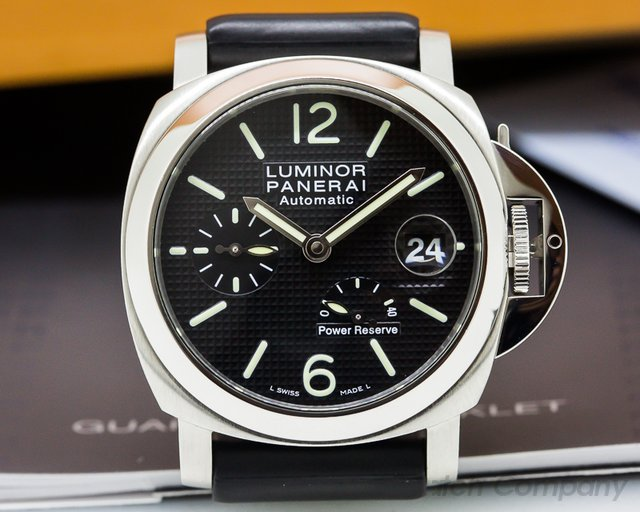 Panerai Luminor Marina Power Reserve Black 40MM