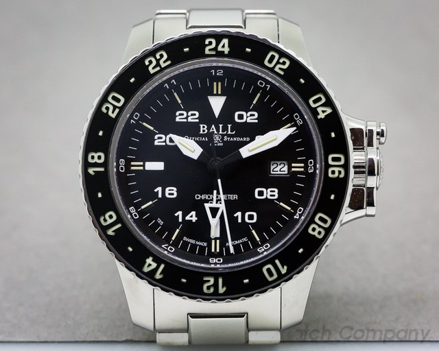 Ball Ball Engineer Hydrocarbon AeroGMT