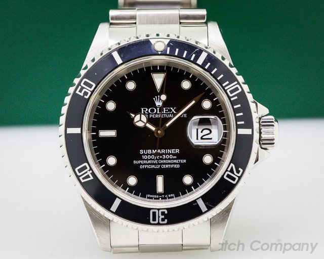 Rolex Submariner Date SS / SS